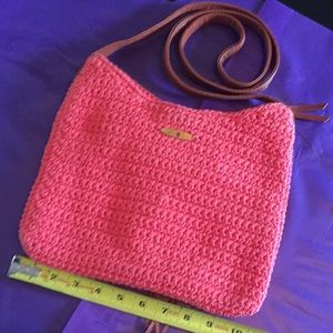 Guc knitted Lucky 🍀 brand crossbody